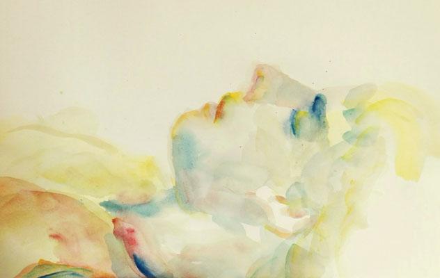 Portraits in Wasserfarben